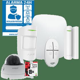 Alarma StarterKit AJAX Dahua IP WiFi De 3Mpx Image